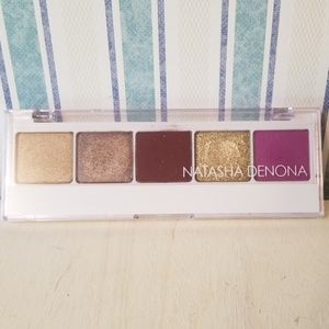 Natasha Denona 5 pan pallette.  Like new.